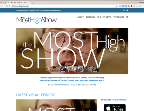 The Most High Show
